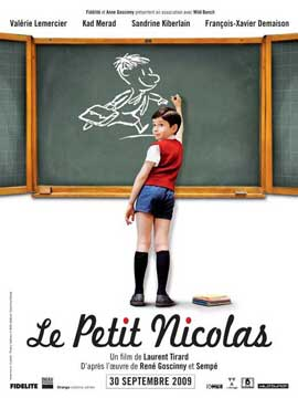 Petit Nicolas, Le - 11 x 17 Movie Poster - French Style A