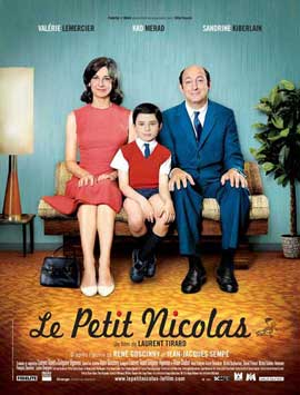 Petit Nicolas, Le - 11 x 17 Movie Poster - French Style B