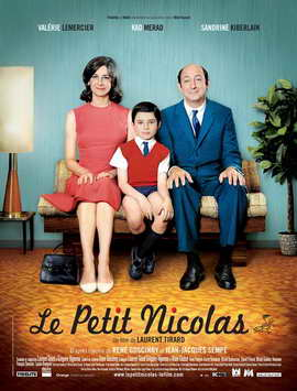 Petit Nicolas, Le - 27 x 40 Movie Poster - French Style B