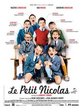 Petit Nicolas, Le - 27 x 40 Movie Poster - French Style C