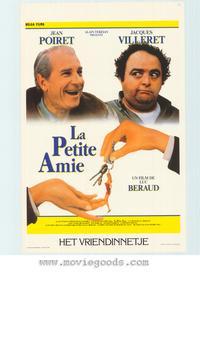 Petite amie, La - 11 x 17 Movie Poster - Belgian Style A