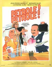 Petrole! Petrole! - 11 x 17 Movie Poster - French Style A