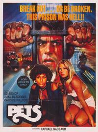 Pets - 43 x 62 Movie Poster - Bus Shelter Style A
