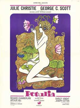 Petulia - 11 x 17 Movie Poster - French Style A