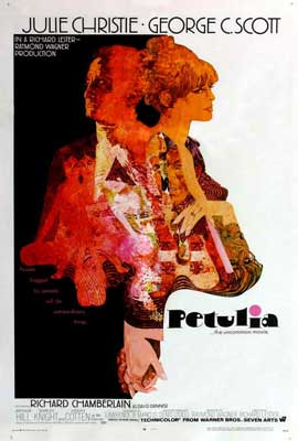 Petulia - 27 x 40 Movie Poster - Style A