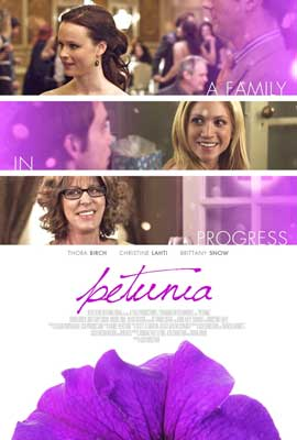 Petunia - 11 x 17 Movie Poster - Style A