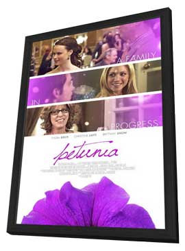 Petunia - 11 x 17 Movie Poster - Style A - in Deluxe Wood Frame