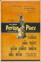 Peyton Place - 11 x 17 Movie Poster - Style B