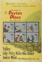 Peyton Place - 11 x 17 Movie Poster - Style C