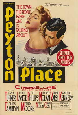 Peyton Place - 27 x 40 Movie Poster - Style A