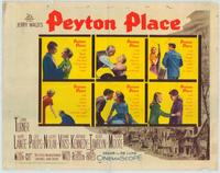 Peyton Place - 43 x 62 Movie Poster - Bus Shelter Style A