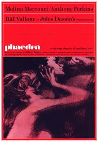 Phaedra - 43 x 62 Movie Poster - Bus Shelter Style A