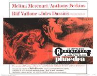 Phaedra - 27 x 40 Movie Poster - Style C