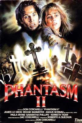Phantasm 2 - 11 x 17 Movie Poster - Italian Style A