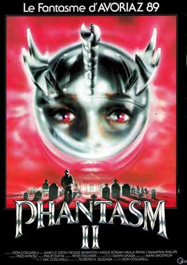 Phantasm 2 - 11 x 17 Movie Poster - French Style A