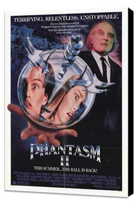 Phantasm 2 - 27 x 40 Movie Poster - Style A - Museum Wrapped Canvas