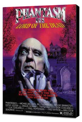 Phantasm 3 - 27 x 40 Movie Poster - Style A - Museum Wrapped Canvas