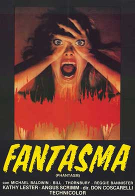 Phantasm - 11 x 17 Movie Poster - Spanish Style A
