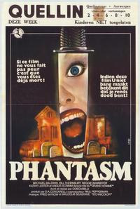 Phantasm - 27 x 40 Movie Poster - Belgian Style A