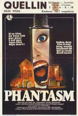 Phantasm - 11 x 17 Movie Poster - Belgian Style A
