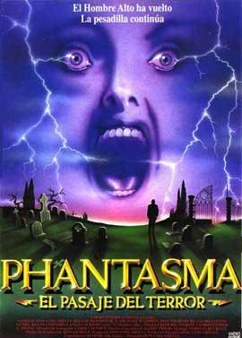 Phantasm - 11 x 17 Movie Poster - Spanish Style B