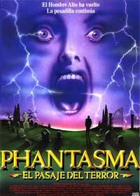 Phantasm - 27 x 40 Movie Poster - Spanish Style A