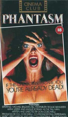Phantasm - 11 x 17 Movie Poster - Style C