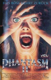 Phantasm - 11 x 17 Movie Poster - German Style A