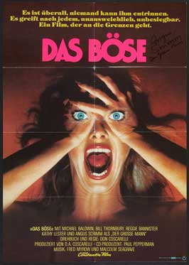 Phantasm - 27 x 40 Movie Poster - German Style A