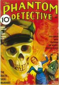 Phantom Detective, The (Pulp) - 11 x 17 Pulp Poster - Style A