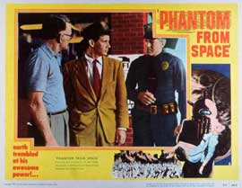 Phantom from Space - 11 x 14 Movie Poster - Style A