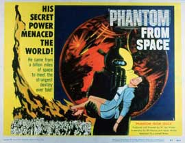 Phantom from Space - 11 x 14 Movie Poster - Style B