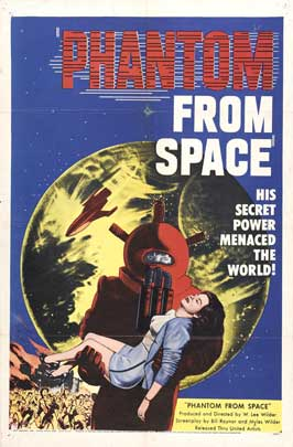Phantom from Space - 27 x 40 Movie Poster - Style A