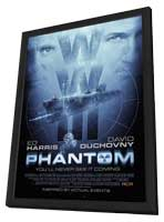 Phantom - 27 x 40 Movie Poster - Style A - in Deluxe Wood Frame