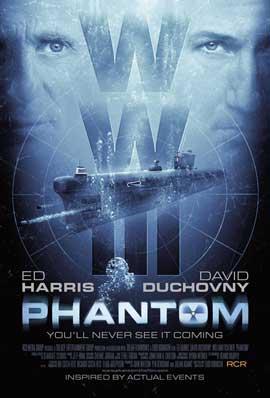 Phantom - 11 x 17 Movie Poster - Style A