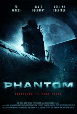 Phantom - 11 x 17 Movie Poster - Style B