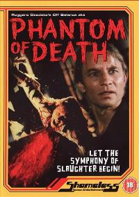 Phantom of Death - 27 x 40 Movie Poster - UK Style A