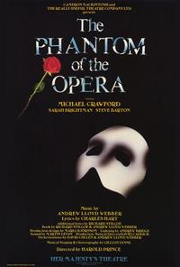 Phantom of the Opera, The (Broadway) - 14 x 22 Poster - Style A