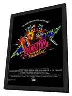 Phantom of the Paradise - 27 x 40 Movie Poster - Style A - in Deluxe Wood Frame