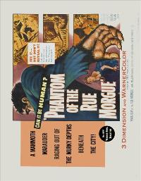 Phantom of the Rue Morgue - 30 x 40 Movie Poster - Style A