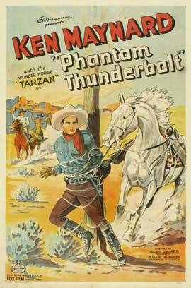 Phantom Thunderbolt - 11 x 17 Movie Poster - Style A