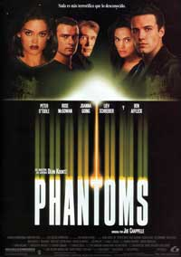 Phantoms - 11 x 17 Movie Poster - Spanish Style B