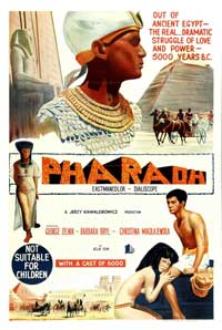 Pharaoh - 11 x 17 Movie Poster - Style A