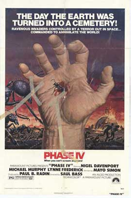 Phase IV - 11 x 17 Movie Poster - Style A