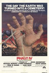 Phase IV - 27 x 40 Movie Poster - Style A