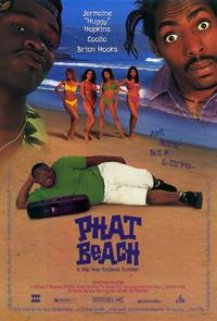 Phat Beach - 11 x 17 Movie Poster - Style A