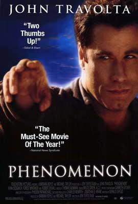 Phenomenon - 11 x 17 Movie Poster - Style B