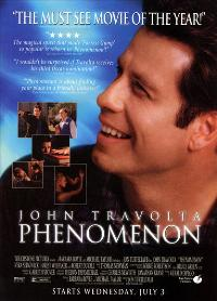 Phenomenon - 11 x 17 Movie Poster - Style C