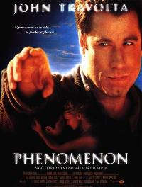 Phenomenon - 11 x 17 Movie Poster - Spanish Style A