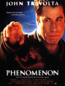 Phenomenon - 27 x 40 Movie Poster - Spanish Style A